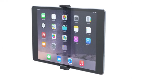 apple ipad mini ghosted wallmount